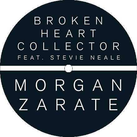 Morgan Zarate, Broken Heart Collector ft Stevie Neale