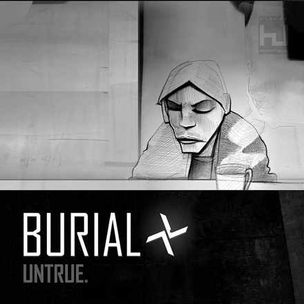 Kode9's 2007 Interview with Burial on Untrue