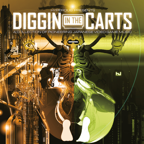 Various Artists, Diggin' In The Carts