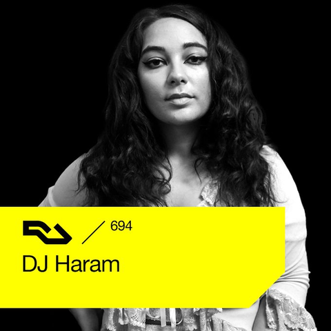 RA Podcast: RA.694, DJ Haram