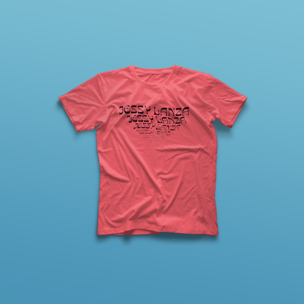 Jessy Lanza Tee - Coral