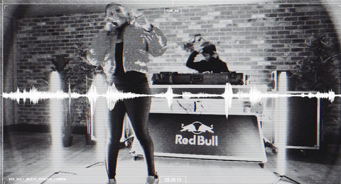Lady Lykez & Scratchclart In Session at Redbull Studios