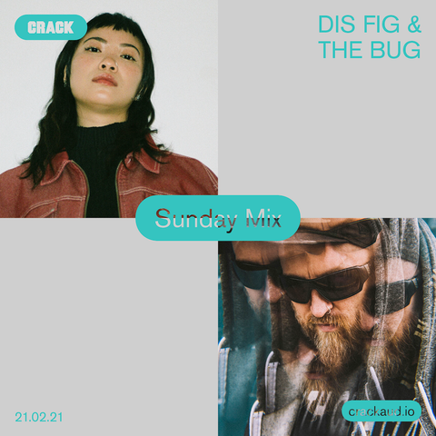 The Bug & Dis Fig, Sunday Mix