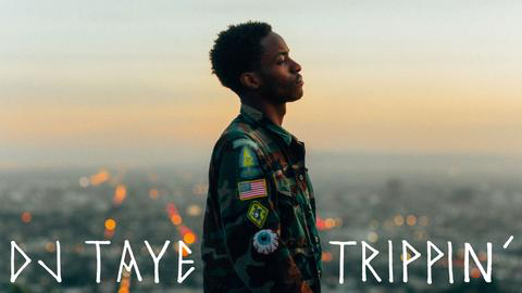 DJ Taye, Trippin' Music Video