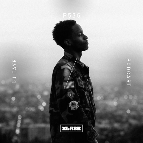 DJ Taye Mix on XLR8R