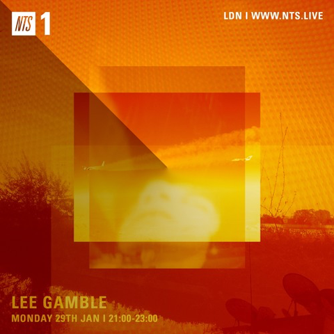 Lee Gamble - NTS RADIO JANUARY 18