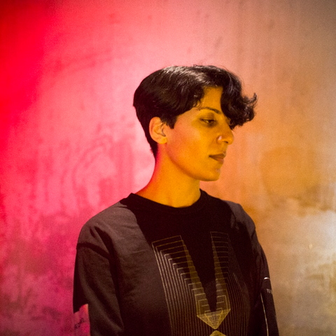 Couch Wisdom, with Fatima Al Qadiri