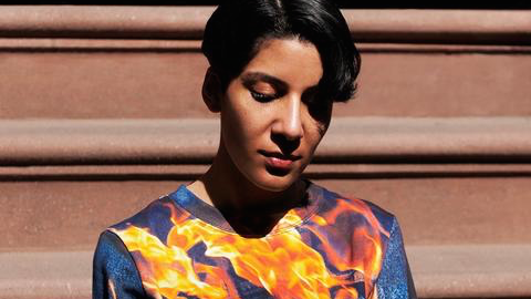 Fatima Al Qadiri's Chinese fantasy: in Conversation with Dazed about Asiatisch.