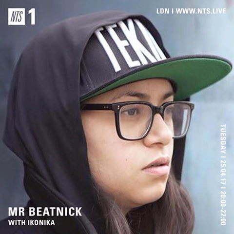 Ikonika Joins Mr Beatnik on NTS Radio