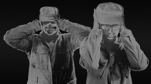 A Scorched Earth Policy: Kode9 and Spaceape Interviewed