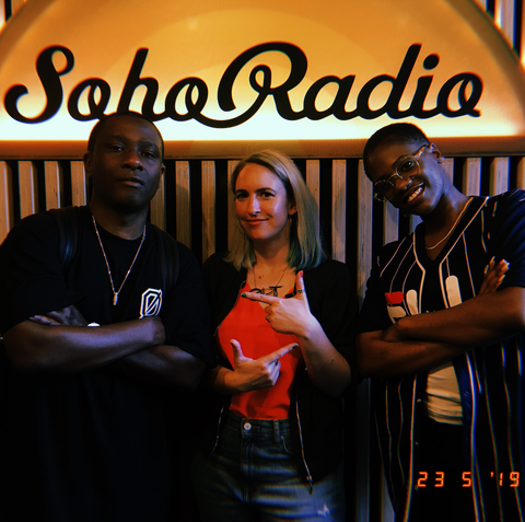 Lady Lykez & Scratchclart on Soho Radio w/ Emily Dust
