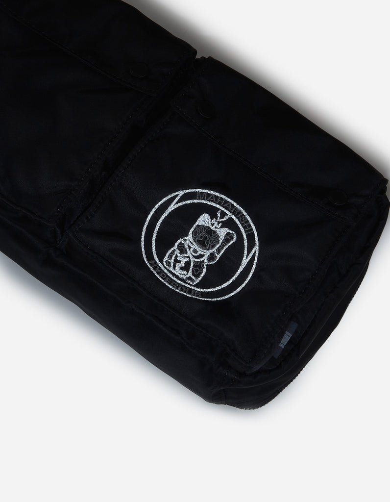 Maharishi x Hyperdub x AiAiAi - Travel bag & Headphones