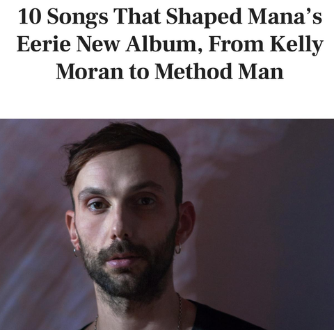 Mana speaks to SelfTitled Magazine
