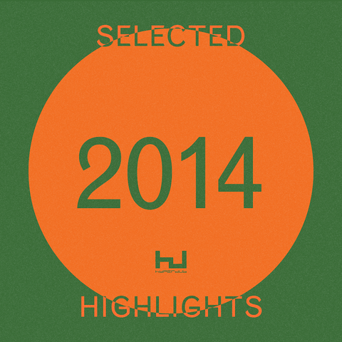 Hyperdub 2014 Playlist for Spotify