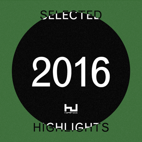 Hyperdub 2016 Playlist for Spotify