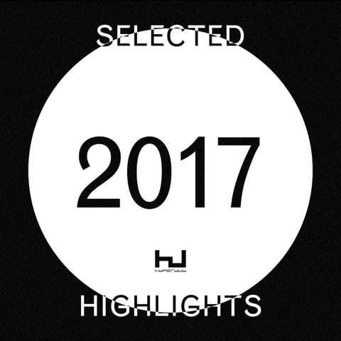 Hyperdub selected on Spotify, 2017