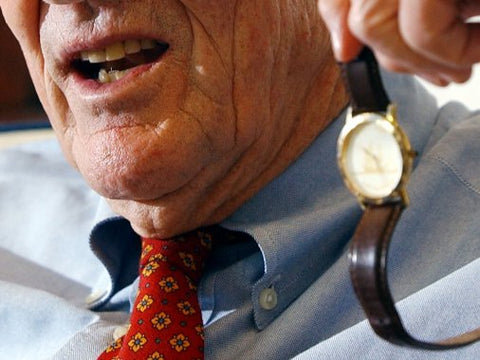 Jack Bogle, Founder of the Vanguard Group Reuters/ Tim Shaffer