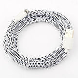 USB Woven Cable for iPhone 6 iPhone 6 Plus