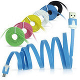Micro USB Noodles Flat Sync USB Data Cable