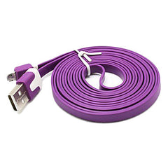 2m Noodle Appearance Design Micro USB Cable
