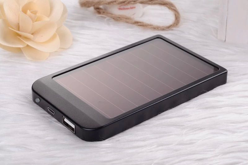 Solar Charger Power Bank 5600 mAh