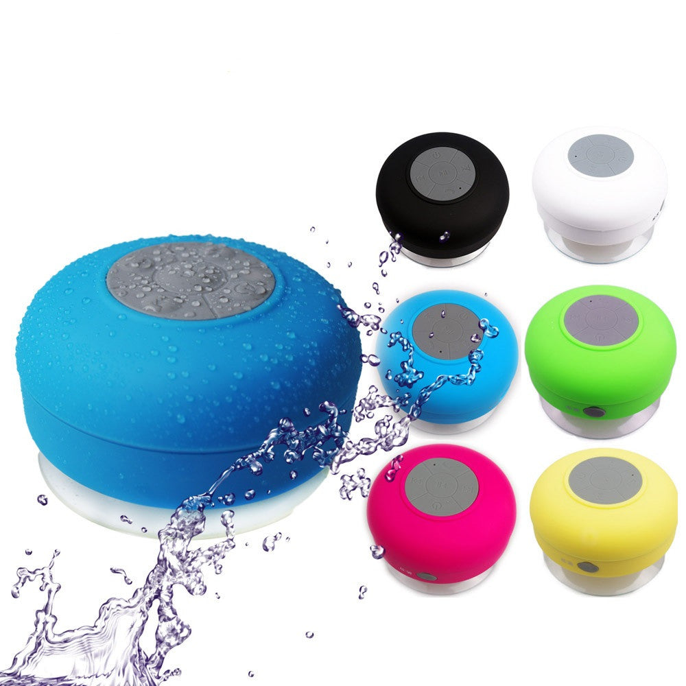 Mini Ultra Portable Waterproof IPX 4 Stereo Wireless Bluetooth Speaker