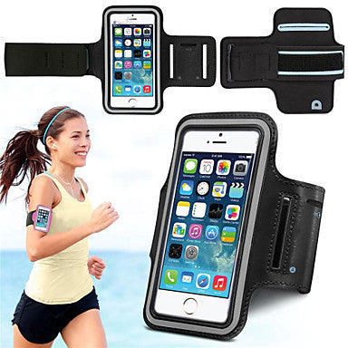 Universal Sports Armband Screen Touch Case for iPhone