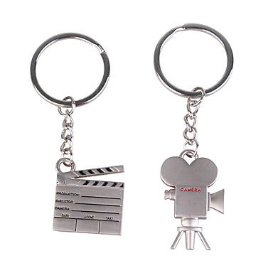 Stainless Lovers keychains-DV Recorder