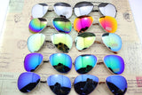 Fashion Vintage Eyeglasses Women & Men mirror Lenses Sunglasses
