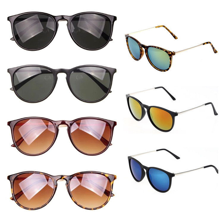 Women Coating Sunglasses Brand Designer Men Vintage Oculos Gafas Round Glasses Retro Men Sport Cycling Sun Glasses