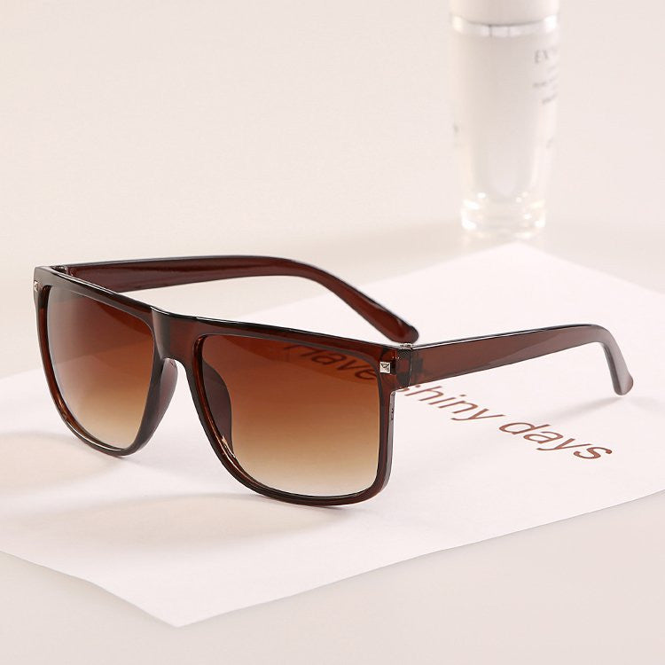 NEW Retro Rivet fashion Unisex sunglasses Men & Women brand designer
