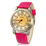 Women's Watch Vintage Roman Numerals Dial retro watch