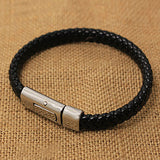 fashion male vintage accessories,Woven Leather Bracelet,Personality bracelet,men Bangles