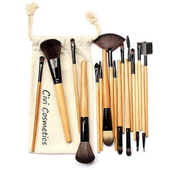 18 pcs Makeup Brushes Set Professional Makeup Brushes & Tools, With Drawstring Bag