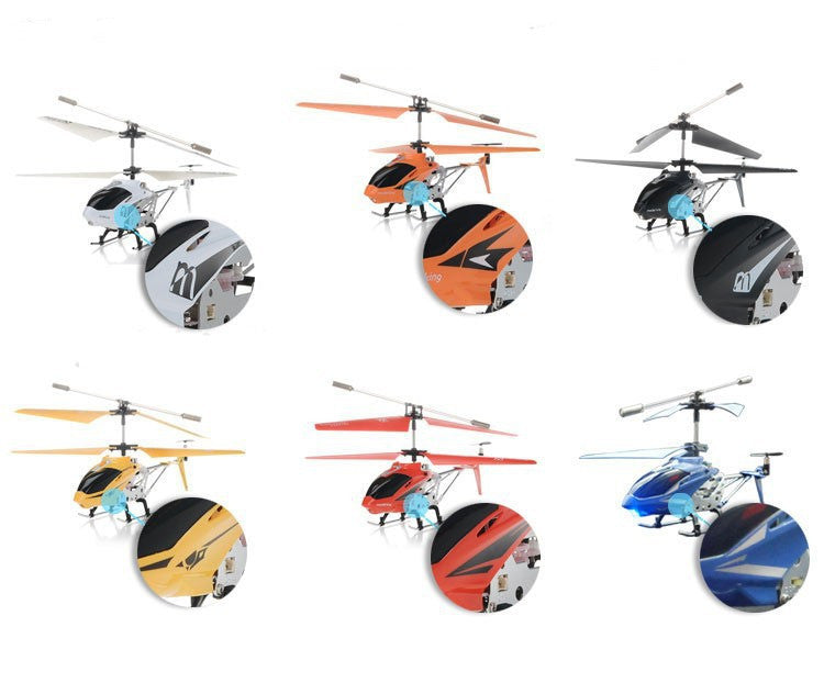3CH Remote Control Helicopter Metal With GYRO R/C Helicopter Radio Control