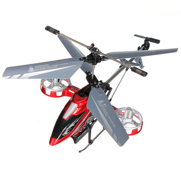 New Version Avatar F103 4CH 2.4Ghz IR Remote Control Gyro RTF Mini Metal 4 Channel RC Helicopter LED Red Toy