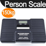 High Quality 150KG 100g Portable Digital Bathroom Body Weight Scale