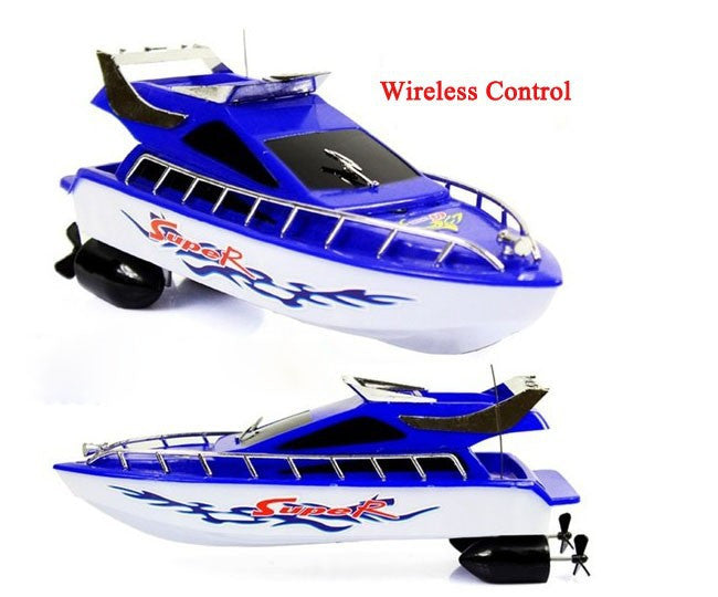 Powerful Double Motor Radio Remote Control RC Boats Racing Speed Electric Toys Model Ship Children Gift RC Boats Ship
