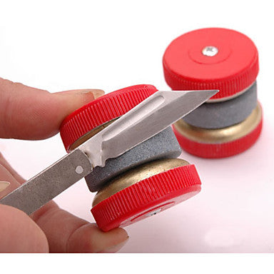 Mini Knife Maintenance & Sharpener Tool (Random Color)