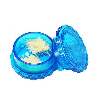 Kitchen Helper Mini Twist Garlic Grinder (Random Color)