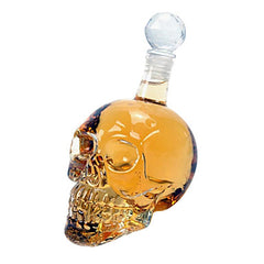 500ml Big Size Crystal Head Vodka Skull Bottle