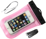 PVC Waterproof Diving Bag For Mobile Phones Underwater Pouch Case For iphone 6