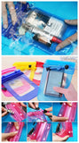 Water Dirt Snow Proof Case Waterproof Protection Underwater Travel Dry PVC Bag Cell Phone Perfectly Size for All Phone
