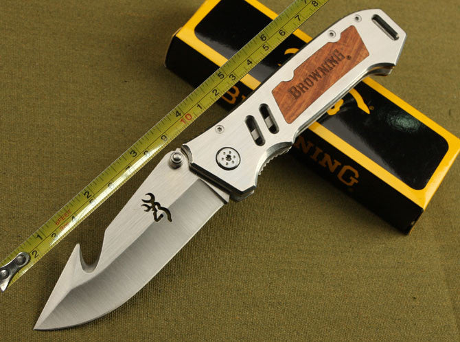 Military knife outdoor survival knives camping hunting pocket folding knife