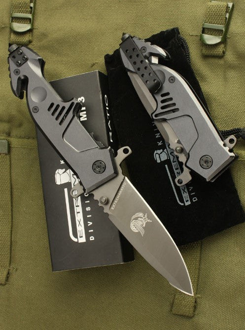 Extrema Ratio Fighter camping knife outdoor survival folding knife