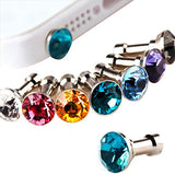 Joyland Diamond Anti-Dust Earphone Jack