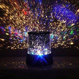 000609-Starry Night Sky Projector Colorful LED Night Light