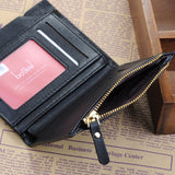 Men wallets famous brand mens wallet male money purses with zipper Wallets New Design Top Men Wallet With Coin Bag