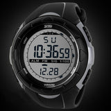 Men LED Digital Military Watch 50M Dive Swim Dress Sports Watches Fashion Outdoor Wristwatches