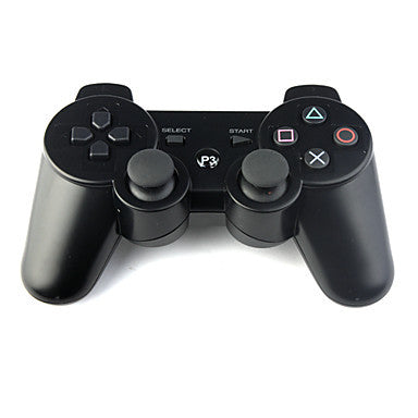 Rechargeable USB Wireless Controller for Playstation 3/PS3 (Black)